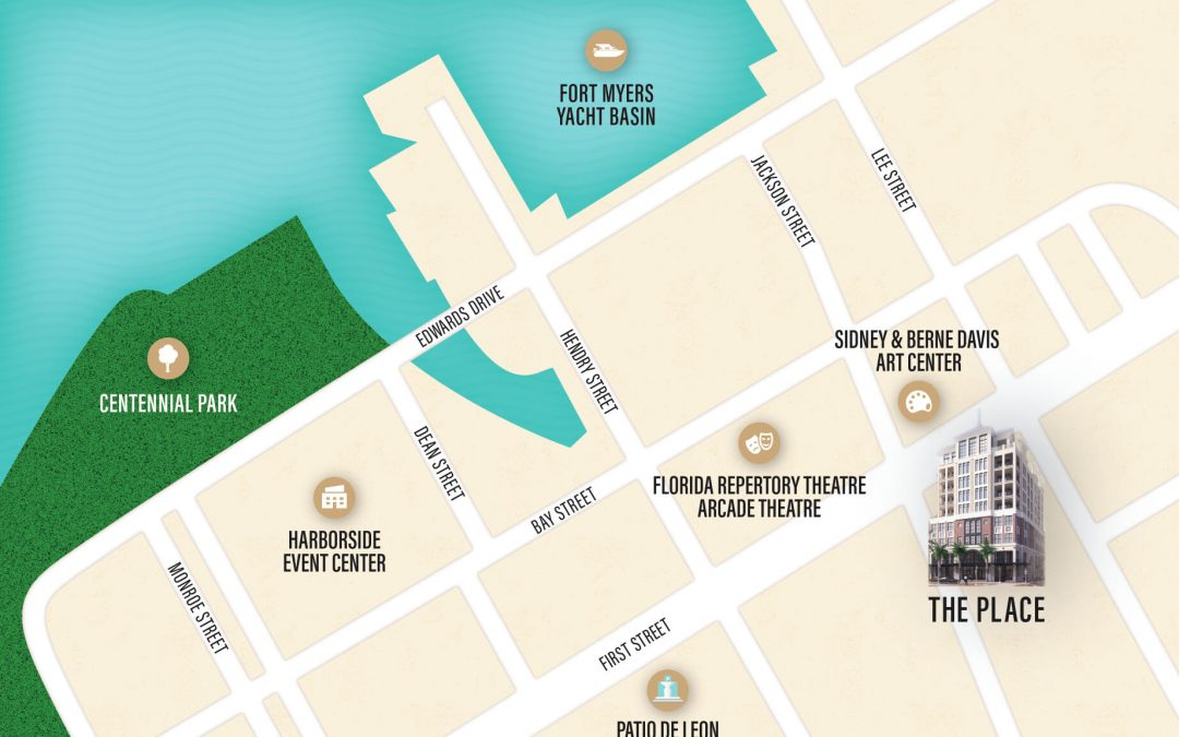 Live, work, play in the heart of downtown Fort Myers at The Place on First