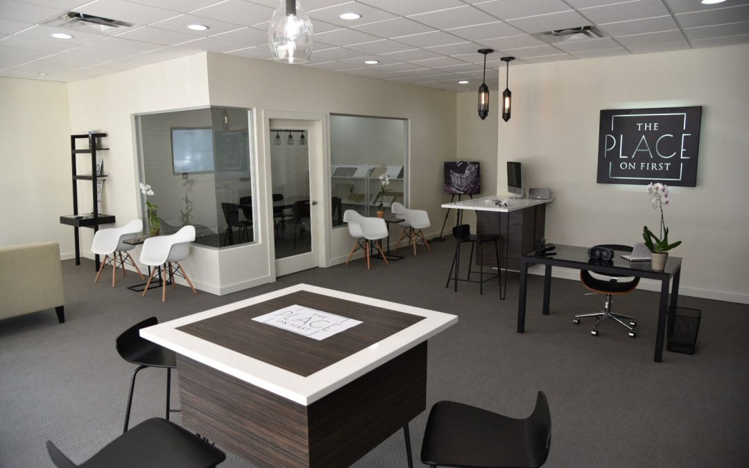 The Place on First opens preview studio for new luxury urban living in Fort Myers River District